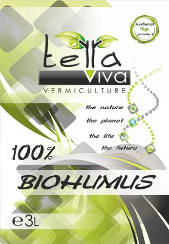 100 % BIO HUMUS Terra Viva